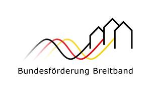 Bundesförderung Breitband Logo