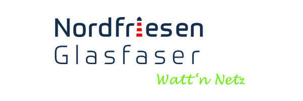 Logo Nordfriesen Glasfaser